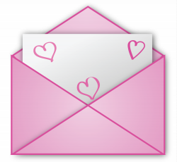 Letter clipart pink - Pencil and in color letter clipart pink