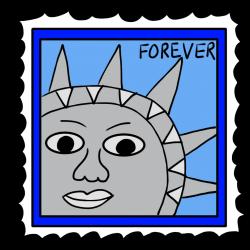 Clip Art by Carrie Teaching First: Post Office Doodles clip art ...