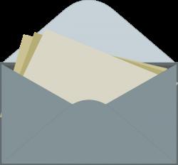 Envelope Letter Clip Art at Clker.com - vector clip art online ...