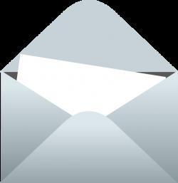 Envelope With Letter Clip Art at Clker.com - vector clip art online ...