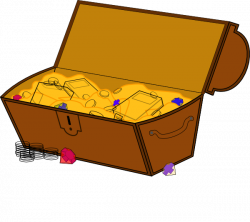 Free Treasure Chest Clipart, Download Free Clip Art, Free Clip Art ...