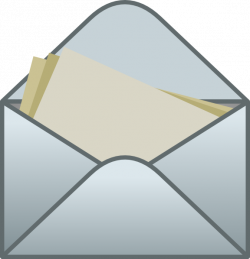 Envelope Clip Art at Clipart library - vector clip art online ...
