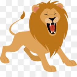 Roar PNG and PSD Free Download - Lion Roar Clip art - Lioness Roar ...