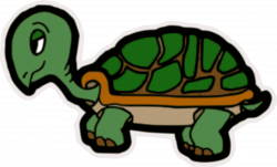 Clipart - Turtle
