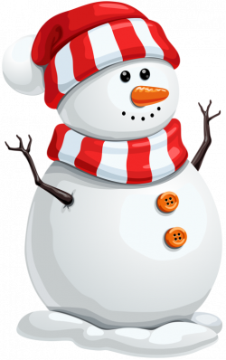 snowman | Clip Art❤Christmas Snowmen ☃ | Pinterest | Snowman, Clip ...