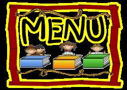 School Lunch Menu Clipart | Free download best School Lunch Menu ...