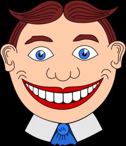 Smiling Person Clip Art at Clker.com - vector clip art online ...