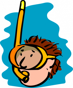 Free Water Sports Clipart - Surfing, Water Skiing & Scuba Diving