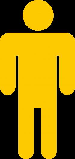 Clipart - Stick Man