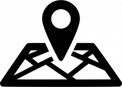 Pin Map Gps Location Navigator Place Marker Svg Png Icon Free ...