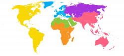 File:World Organization of the Scout Movement map.svg - Wikimedia ...