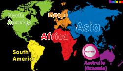 where is australia on the world map - Acur.lunamedia.co