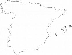Printable #Map of #Spain | homeschool ideas | Pinterest | Spain ...