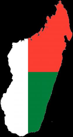 Madagascar Flag Map | Africa | Pinterest | Madagascar, Flags and Africa