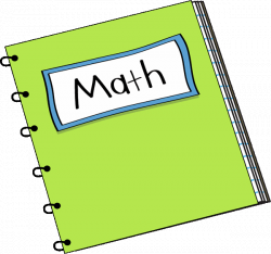 28+ Collection of Math Notebook Clipart | High quality, free ...