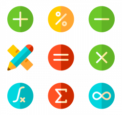 28+ Collection of Math Symbols Clipart Png   High quality, free ...