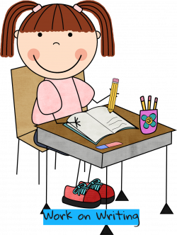 28+ Collection of Daily 5 Work On Writing Clipart | High quality ...