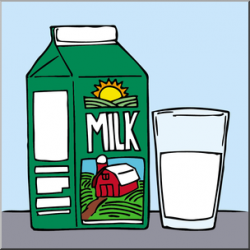 Clip Art: Milk Color I abcteach.com | abcteach