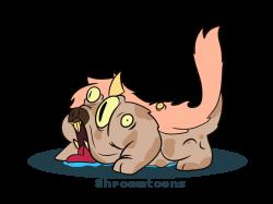 Buttermilk monster by NappySocks on DeviantArt