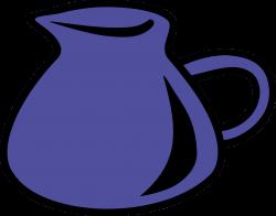 Clipart - Milk jug