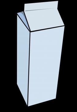 Clipart - Milk Carton