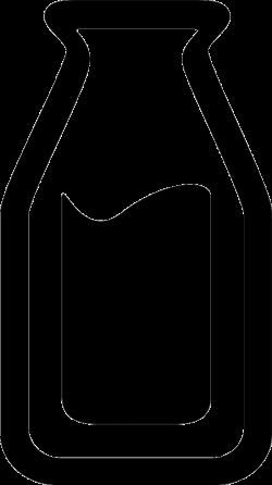 Si Glyph Botl Milk Svg Png Icon Free Download (#262022 ...
