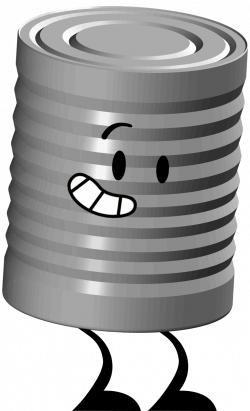 25++ Cool Tin Can Clipart Black And