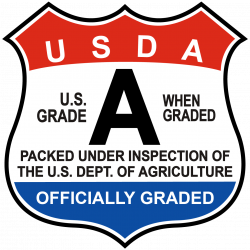 Dairy Official Quality Shields | Agricultural Marketing Service
