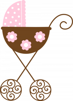 Bebê (Menino e Menina) 3 - stroller.png - Minus   clip art ...