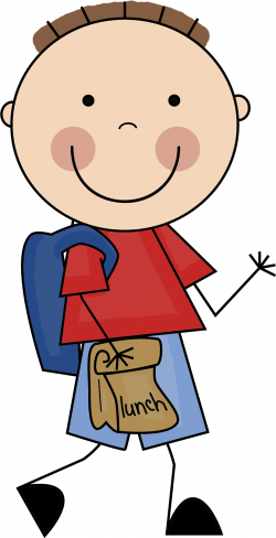 Boy With Apple Clipart - 2018 Clipart Gallery