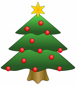 Gift Clipart Christmas Tree Free collection | Download and share ...