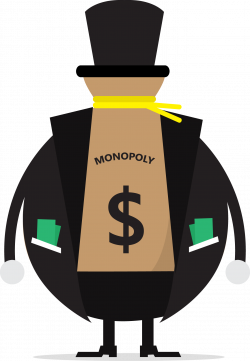 28+ Collection of Monopoly Economics Clipart | High quality, free ...