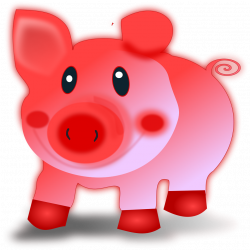 pig clipart - Google zoeken | pics. of piggys | Pinterest