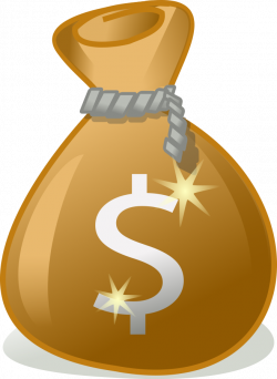 28+ Collection of Money Bag Clipart Transparent Background | High ...