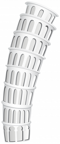 Leaning Tower of Pisa PNG Clip Art - Best WEB Clipart