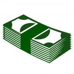 Transparent Money Cliparts - Cliparts Zone
