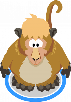 Image - Monkey Costume in-game.png   Club Penguin Wiki   FANDOM ...