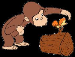 Curious George Clip Art | Cartoon Clip Art