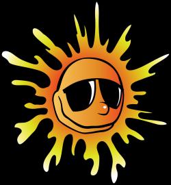 Clipart - Summer Sunglasses