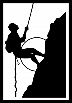 Clipart Mountain Climber - Clip Art. Net