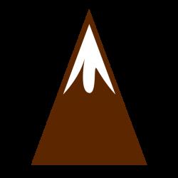 Clipart - Mountain