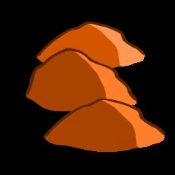 Clipart - Hills