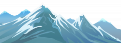 Mountain Clip art - Snowy Mountain Transparent PNG Clip Art ...