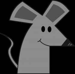 Cute Mouse Clipart - ClipartBlack.com