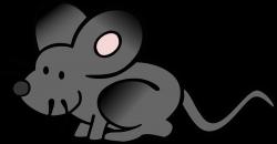 Mouse Clipart Black - Clip Art Library