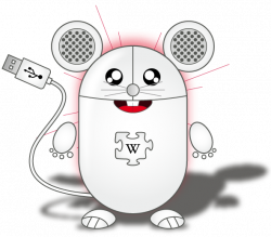 File:Wikipedian Optical Mouse.png - Wikimedia Commons