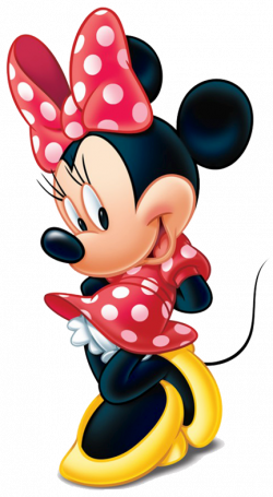 minnie mouse clip art | Disney | Pinterest | Minnie mouse, Mice and ...