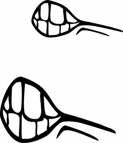 Angry Mouth Clip Art at Clker.com - vector clip art online, royalty ...