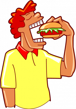 Cartoon People Eating Collection (81+)