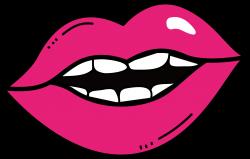 Lip Drawing Clip art - Pink lips 3497*2227 transprent Png Free ...